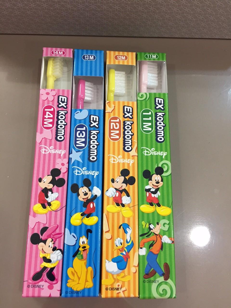 子供用歯ブラシの選び方